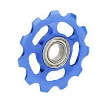 Buy Good deal MTB Mountain Bike Road Bicycle Rear Derailleur Aluminum Alloy 11T Guide Roller Idler Pulley Jockey Wheel Part for $1.35 in AliExpress store