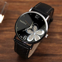 Buy YAZOLE Ladies Wrist Watch Women 2017 Brand Famous Female Clock Quartz Watch Hodinky Quartz-watch Montre Femme Relogio Feminino for $6.99 in AliExpress store