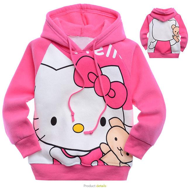 Hello Kitty Pullover Hoodie Hello Kitty Hoodies