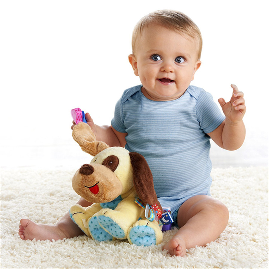 Baby cute elephant Plush Toys Children loverly soft colorful birthday Gift Dogs toy kids Stuffed plush Animals Toys TO95(China (Mainland))