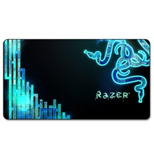 Large Razer Goliathus Fragged SPEED Edition Gaming Mouse Mats Mice Pad 750*400MM(China (Mainland))