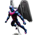 Marvel Anime X Men Apocalypse Action figure Apocalypse Magneto Kids Toys Collection Modell 16cm Gift Assembly