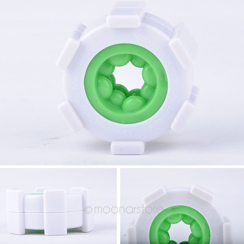 Super Stretchy Body Massager YouCups Universal Ring Green Male Masturbators Male Sex Toys Adult Sexy Product J*YP0118#Y6(China (Mainland))