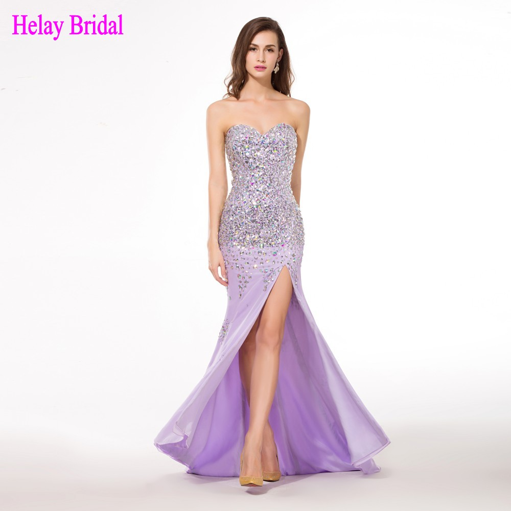 diamond mermaid prom dresses - photo #34