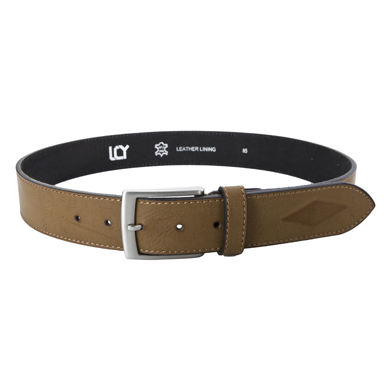 lcy cinturones hombre high quality leather belt for