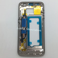 100 Original New Gold Silver For Samsung Galaxy S7 G930 G930F G930P Front Middle Frame Housing