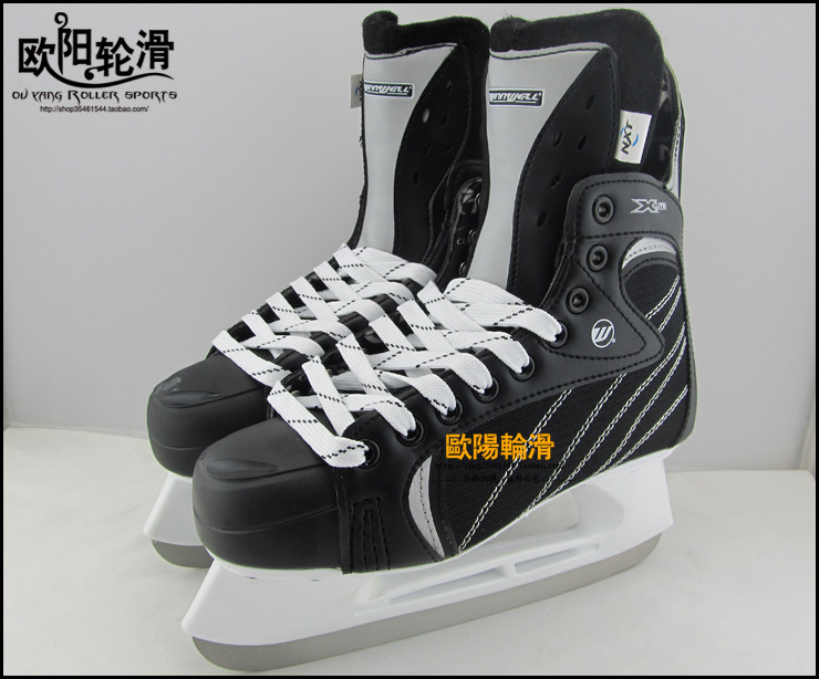Free shipping hk DE CTC hockey shoes Ice skates Water ice skates adult skates Take knife(China (Mainland))