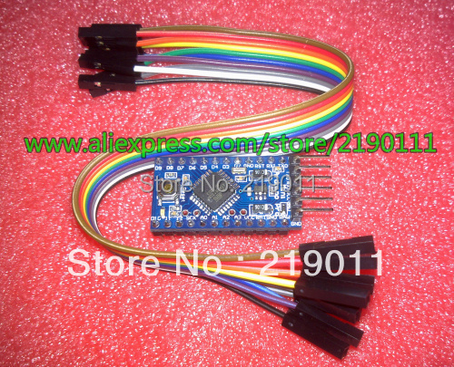 New Atmega328 3.3v Version Pro Mini Module 8M For  Compatible Free Shipping