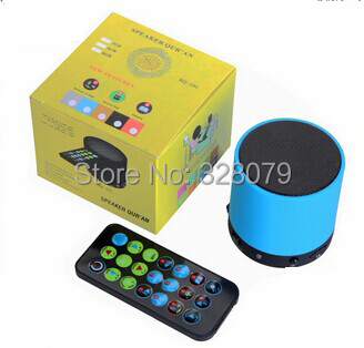 digital holy quran speaker digital holy quran mp3 players quran read pen with remote controller FM mp3 TF card slot islam gifts(China (Mainland))