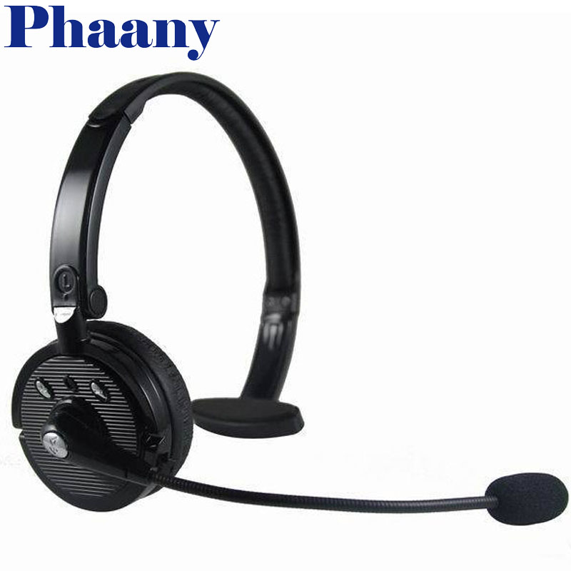 Bluetooth Handfree Headband Headset Wearing Stereo Wireless Bluetooth Headphone with Microphone Works Well with SKYPE,MSN,VoIP(China (Mainland))
