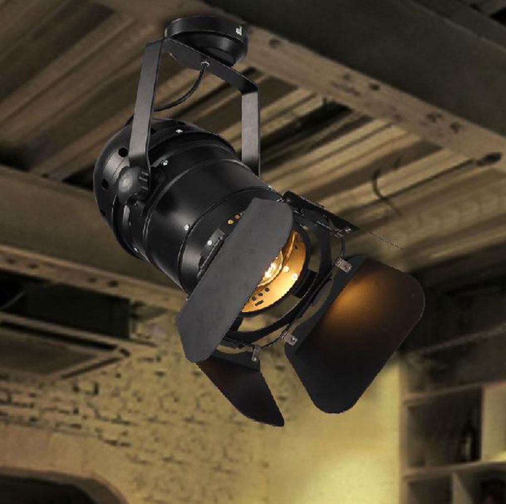110-240V E27 Vintage Edison bulb Classic spotlights ceiling Light Industrial retro Restaurant Performance staging lamps(China (Mainland))