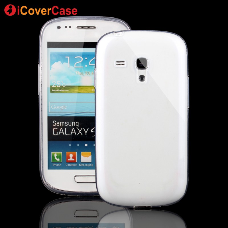 Buy cases for samsung galaxy s3 mini case cover silicone tpu back skin capa for - Samsung s3 mini fundas ...