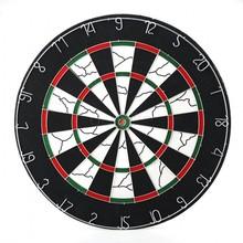 Pollici viper shot re setola floccati tirassegno con 6 freccette ispessimento affrontato freccette boards dardos 25(China (Mainland))