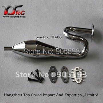 1/5 RC FS Racing Tuned Pipe, FG MCD RAMPAGE, Truck, Buggy(TS-06)<br><br>Aliexpress