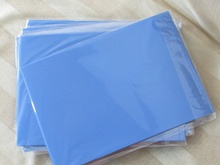 "11""*14"" Blue Medical X-ray Inkjet Printing Film for MRI CR CT DR X-ray Image Printing (China (Mainland))"