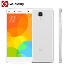 """Original xiaomi mi4 m4 mi4i 16gb 3g wcdma telefon 5.0"""" 1920*1080p snapdragon801 Quad-Core 3gb ram 13mp android miui 4.4 6 goldway(Hong Kong)"""