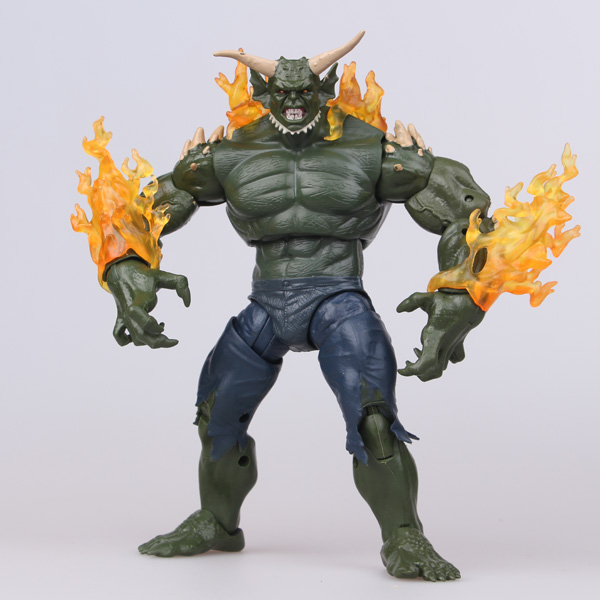 8 inch 20cm  Marvel Spiderman Green Goblin PVC Action Figure Collectible Toy<br><br>Aliexpress
