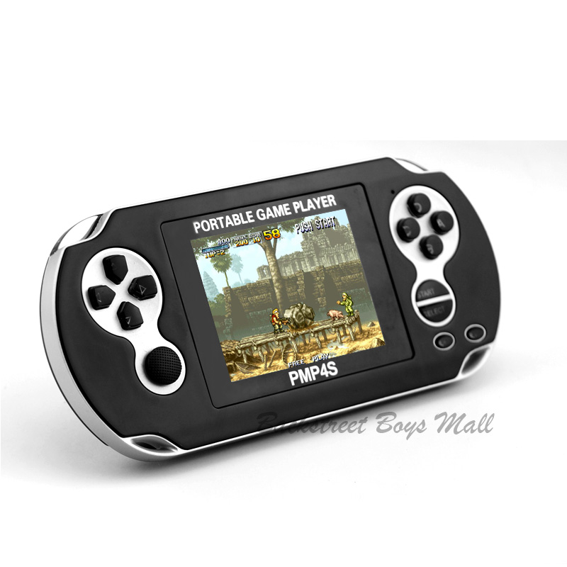 2016 NEW HOT 3.0 Inch 480*272 resolution PVP Portable Handheld Game Console Support For Acrade/GBA/ SEGA MC-16 bits games(China (Mainland))