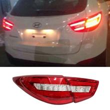 New LED Rear Lights Kit modification Car styling For Hyundai IX35 2010 2011 2012 2013 2014 High quality(China (Mainland))
