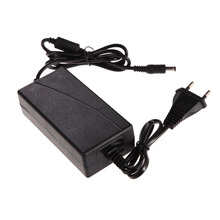 AC 100-240V Converter Adapter DC 5.5 x 2.5MM 12V 5A 5000mA Charger EU Plug(China (Mainland))