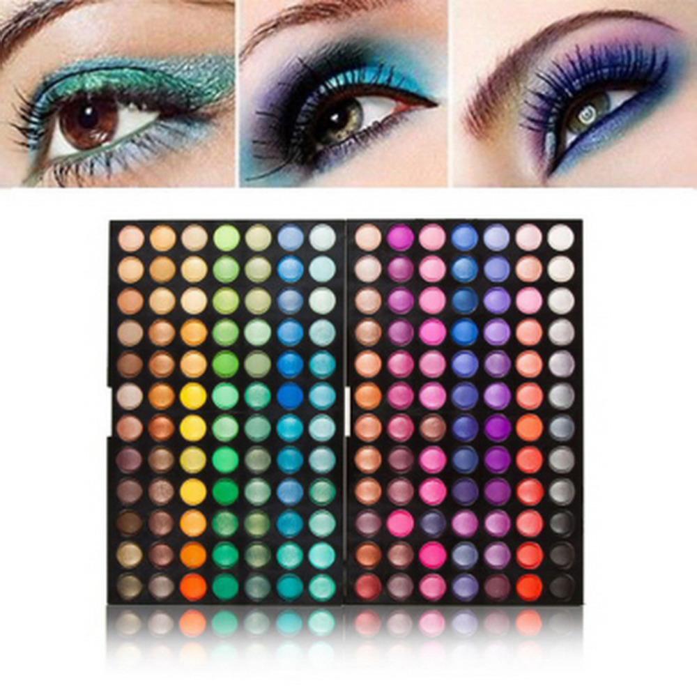 1set Hot Worldwide 168 Full Color Eye Shadow Palette Makeup Eyeshadow Palette