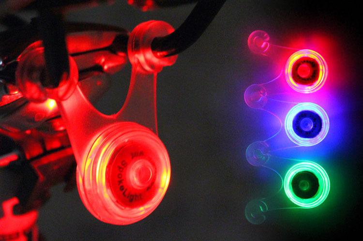 Bike Light Silicone Bicycle Light Safety Bicycle Rear Lamp Cycling Warning Lamp Flashing(China (Mainland))