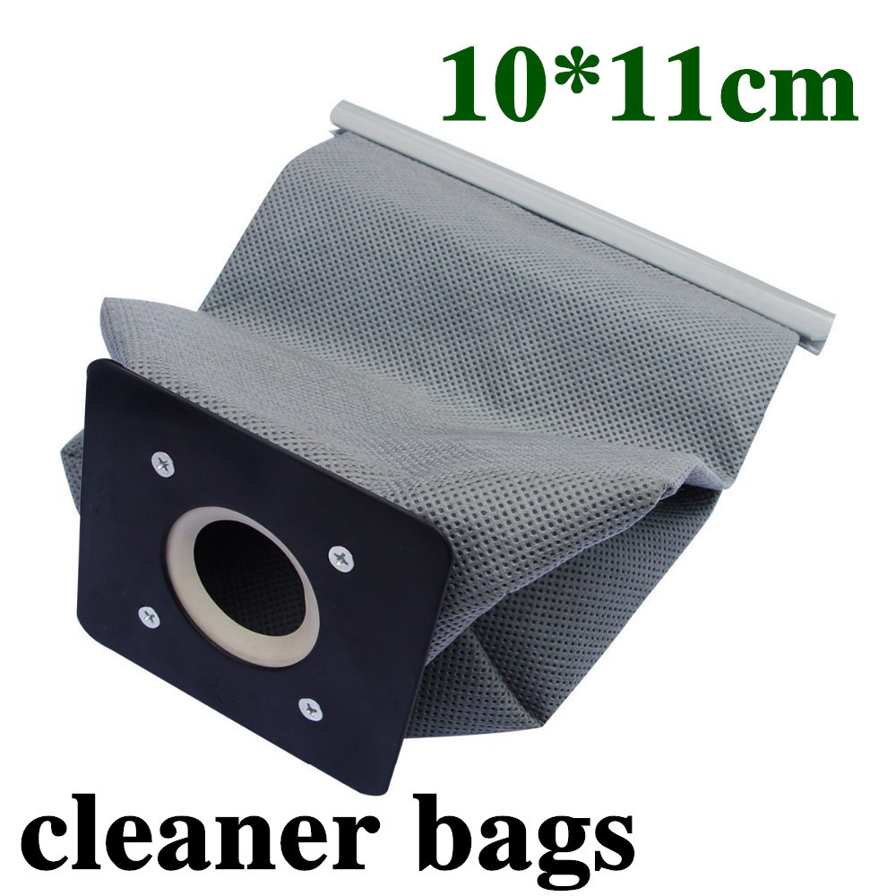 Free shipping vacuum cleaner bag non-woven bags hepa filter dust bag cleaner bags for cleaner 11*10cm vacuum filter #YNS002D1(China (Mainland))