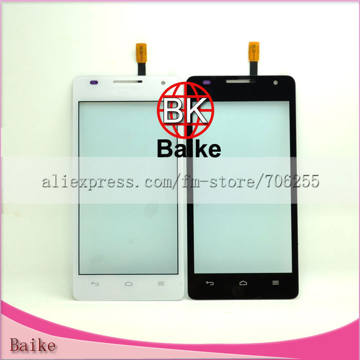 Replacement TOuch screen glass digitizer panel For HuaWei Ascend G526 black / white 100% high quality Free shipping(China (Mainland))