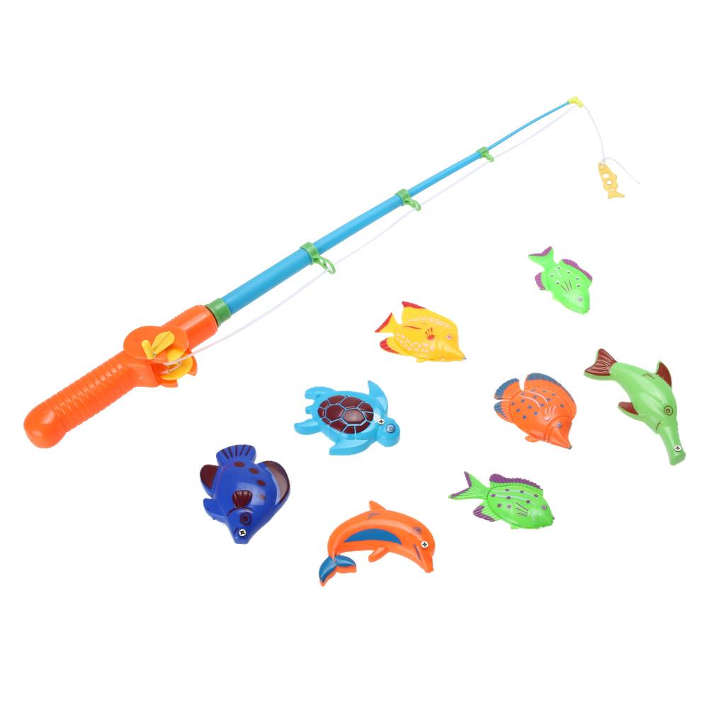 рыбки ловить детская игрушка