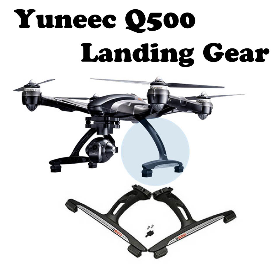 Yuneec Q500 4K Landing Gear for FPV Drone with camera RC Helicopter Airplane Yuneec Q500 Fast Shipping