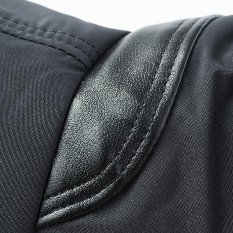 winter jacket men middle aged men clearance faux Rex rabbit fur neck winter clothes short down