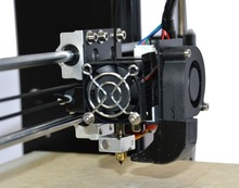 Free shipping High Quality Precision Reprap Prusa i3 DIY 3d Printer kit with Filament and LCD