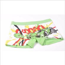 S371 2 High Quality Brand New Children s Cotton Underwear Car Printed Boys Underwear Cartoon Boy