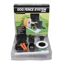 collar perros outdoor pet dog fence for manager digital wireless electronic trainer training collar invisible - Wireless Invisible Fence