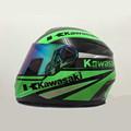 2016 New arrival brand Kawasaki motorcycle helmet Men full face helmet professional racing helmet motocicleta capacete