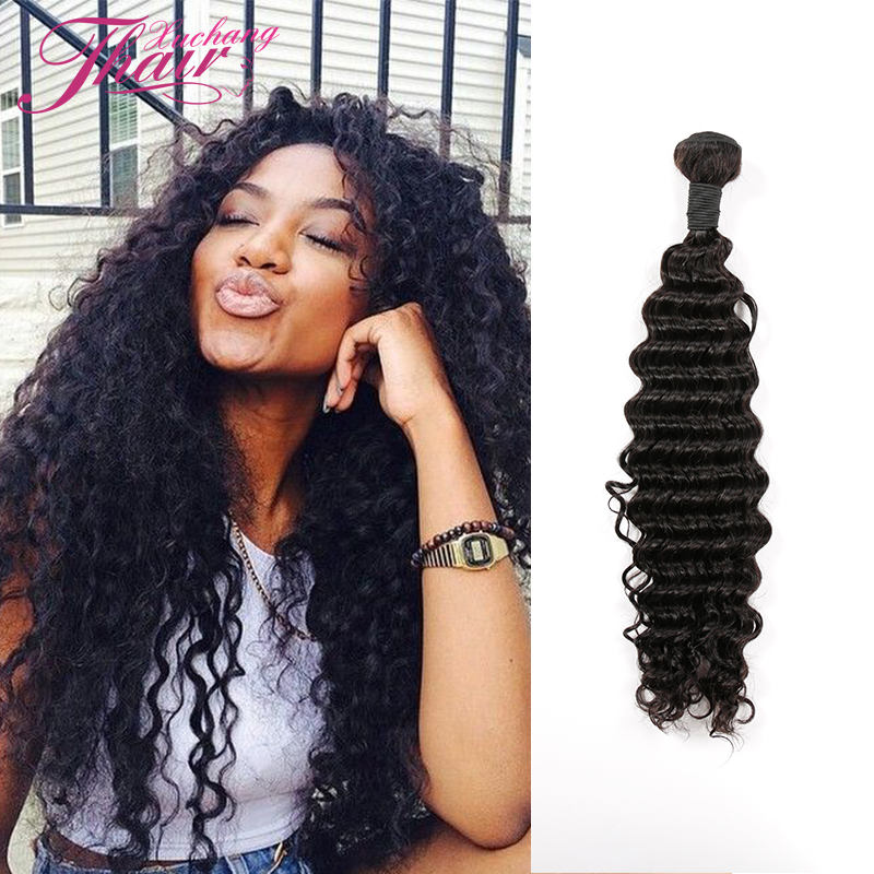 Sexy Formula Hair Malaysian Curly 4 Bundles Jerry Curl Malaysian Deep Wave Weave Hair Curly Human Hair Weave Brands<br><br>Aliexpress
