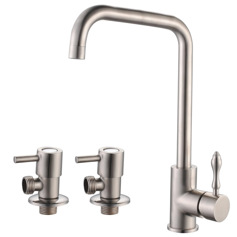 High quality kitchen faucet high quality easy to clean for High quality kitchen sinks