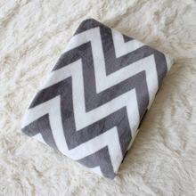 Buy Buy One Free One Geometric Figure Home Furnishing Black White Super Soft Flannel Fleece Blanket Throw Blanket Throw Blanket for $29.90 in AliExpress store