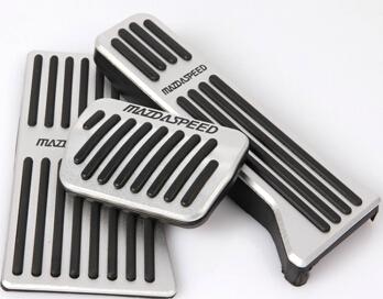 Auto gas accelerator pedal, footrest brake pedal Mazda CX-5 3 Axela 6 atenza auto accessories