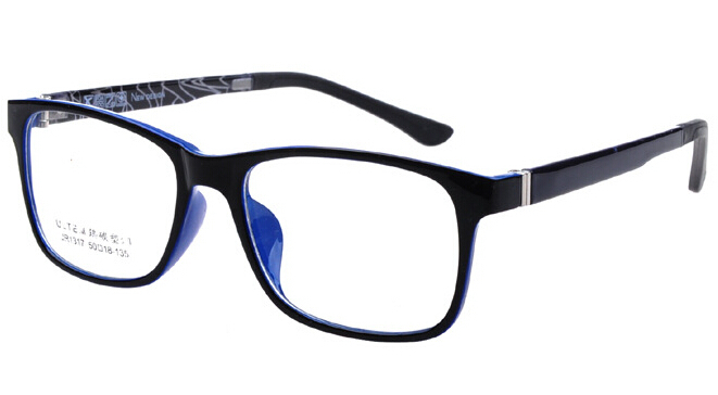 Glasses Frames With Plain Glass : 2014-Plain-Glass-Spectacles-Fashion-Eyeglasses-Frames-For ...