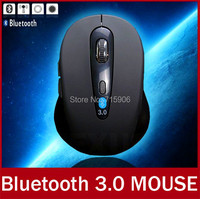 Mini Wireless Bluetooth 3.0 Optical Mouse For Win8 Android Tablet Surface Pro 3