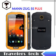Big Battery Rugged Phone MANN ZUG 5S+  IP67 Waterproof  2GB RAM/16GB ROM Android4.4 5.0 Inch IPS 13.0MP Single SIM Card 4G LTE(China (Mainland))