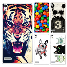 FOR Huawei Ascend P6 Case Cover Fashion Painted Phone Back Protective FOR Huawei P6 P6S Case Cover FOR Huawei Ascend P6(China (Mainland))