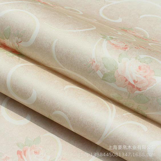 of wall paper flowers non-woven pel de parede vinilico texturizado wallpapers chinese wallpaper murals LP-905(China (Mainland))