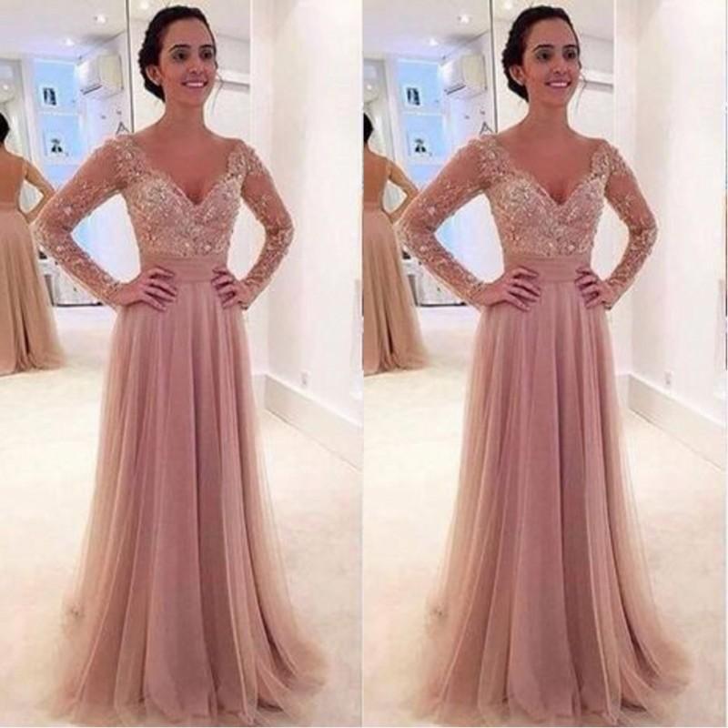 Красивые платья 2017 длинные