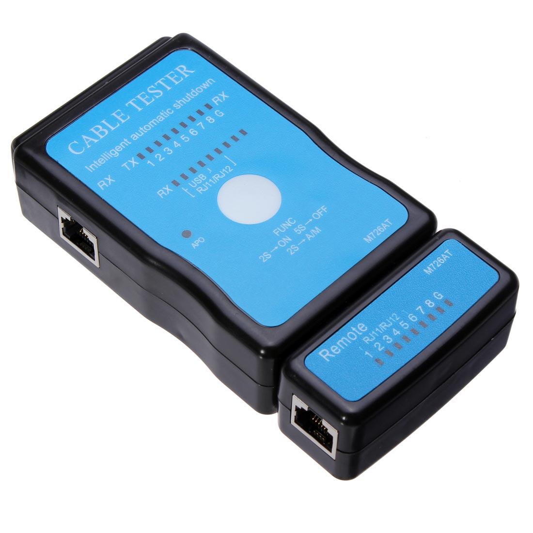 Cable Tester LAN USB RJ45 RJ11 RJ12 Network Ethernet CAT5 Wholesale(China (Mainland))