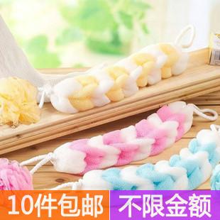 2PC/LOT Bathroom supplies bath of bath rub bath towel bathwater pull back of(China (Mainland))