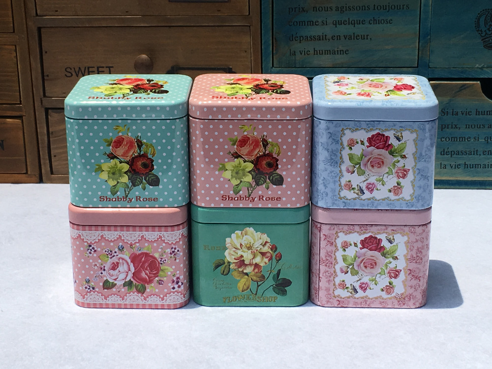 Wedding Gift Storage Box : ... Box Birthday Wedding Gift Storage Case Sugar Container Boxes Tea