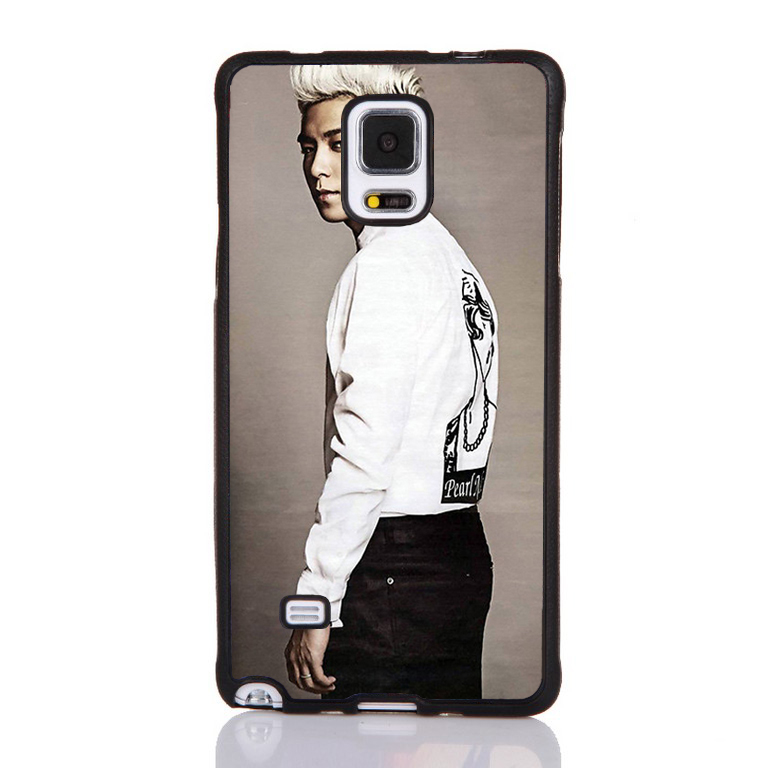 TOP t.o.p. Big Bang Cool Kpop Soft Rubber Skin Mobile Phone Cases For Samsung S4 S5 S6 S7edge Note 3 Note 4 Note 5 Cover Shell(China (Mainland))