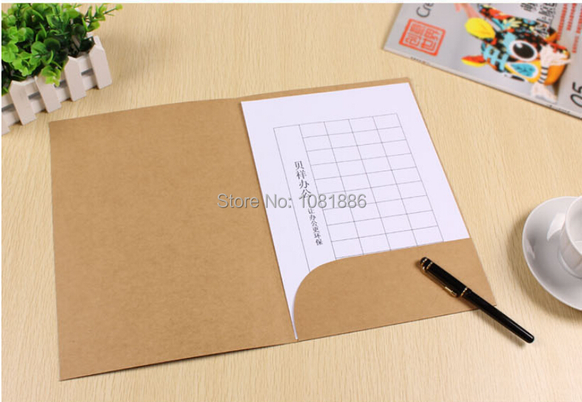 Как сделать файл для бумаги 214